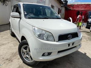 Toyota Rush 2009 White   Cars for sale in Dar es Salaam, Kinondoni