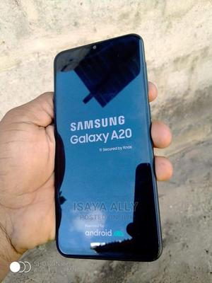 Samsung Galaxy A20 32 GB Black | Mobile Phones for sale in Dar es Salaam, Kinondoni