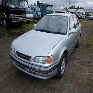 Toyota Corolla 1996 Silver | Cars for sale in Dar es Salaam, Ilala