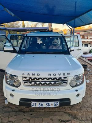Land Rover Discovery 2012 Pearl   Cars for sale in Dar es Salaam, Kinondoni