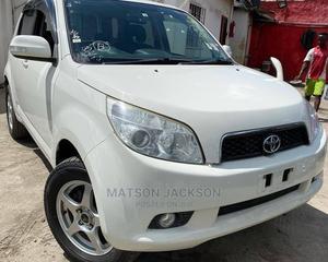 Toyota Rush 2009 White | Cars for sale in Dar es Salaam, Kinondoni