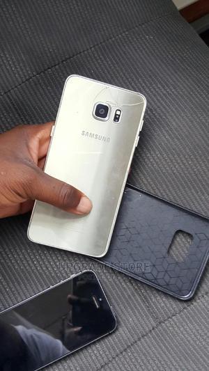Samsung Galaxy S6 Edge Plus 32 GB Gold   Mobile Phones for sale in Dodoma Region, Dodoma Rural