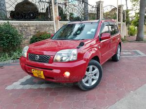 Nissan X-Trail 2004 Automatic Red | Cars for sale in Dar es Salaam, Kinondoni