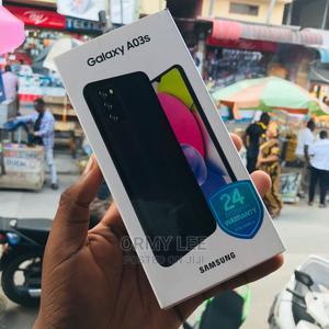 New Samsung Galaxy A03s 32 GB Black | Mobile Phones for sale in Dar es Salaam, Ilala