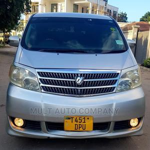 Toyota Alphard 2003 Silver | Cars for sale in Dar es Salaam, Ilala