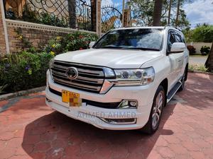 Toyota Land Cruiser 2016 White | Cars for sale in Dar es Salaam, Ilala