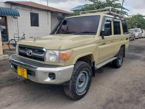 Toyota Land Cruiser 2012 Gray | Cars for sale in Dar es Salaam, Kinondoni