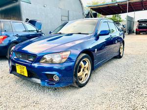 Toyota Altezza 2003 Blue | Cars for sale in Dar es Salaam, Kinondoni