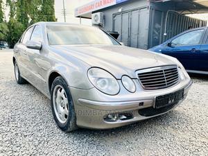Mercedes-Benz E250 2003 Silver   Cars for sale in Dar es Salaam, Kinondoni
