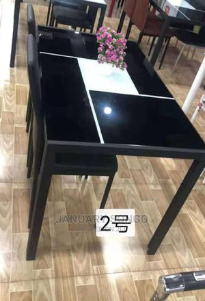 Dinning Table Set With 4 Chairs | Furniture for sale in Dar es Salaam, Ilala