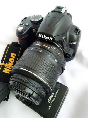 Camera Nikon D3000 | Photo & Video Cameras for sale in Mbeya Region, Mbeya City