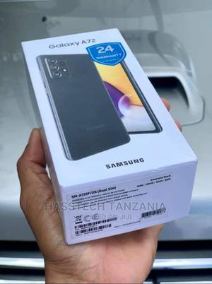 New Samsung Galaxy A72 128 GB Black | Mobile Phones for sale in Dar es Salaam, Ilala