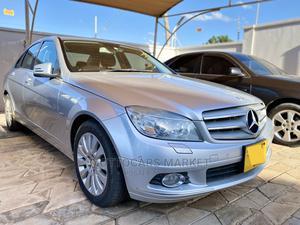 Mercedes-Benz C200 2009 Silver   Cars for sale in Dar es Salaam, Kinondoni
