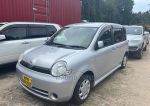 Toyota Sienta 2005 Silver | Cars for sale in Dar es Salaam, Kinondoni
