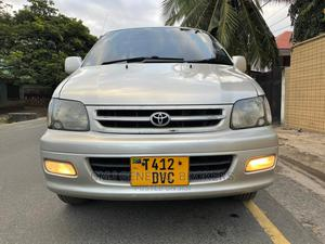 Toyota Noah 2003 2.0 FWD (8 Seater) Silver | Cars for sale in Dar es Salaam, Ilala