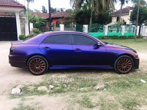 Toyota Mark X 2006 2.5 RWD Blue | Cars for sale in Dar es Salaam, Kinondoni
