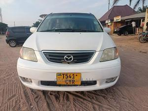 Mazda MPV 2000 DX FWD White | Cars for sale in Mwanza Region, Ilemela