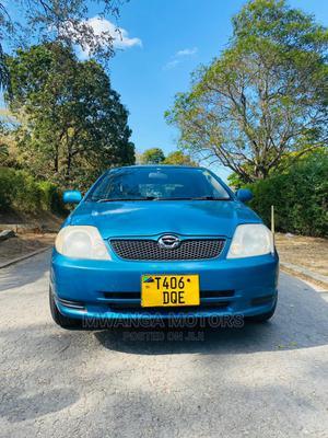 Toyota Corolla RunX 2004 Blue | Cars for sale in Dar es Salaam, Kinondoni