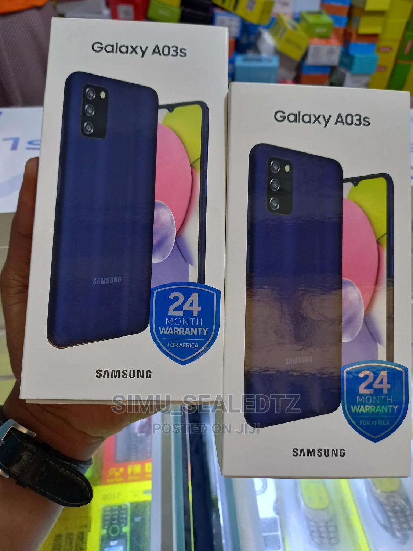 New Samsung Galaxy A03s 32 GB Black