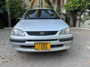 Toyota Corolla Spacio 2000 Silver | Cars for sale in Dar es Salaam, Kinondoni