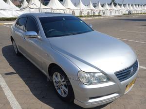 Toyota Mark X 2007 Silver | Cars for sale in Mwanza Region, Ilemela