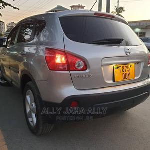 Nissan Dualis 2008 Silver   Cars for sale in Dar es Salaam, Kinondoni