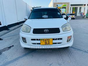 Toyota RAV4 2001 White | Cars for sale in Dar es Salaam, Kinondoni