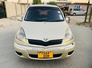 Toyota Fun Cargo 2003 Gold | Cars for sale in Dar es Salaam, Kinondoni