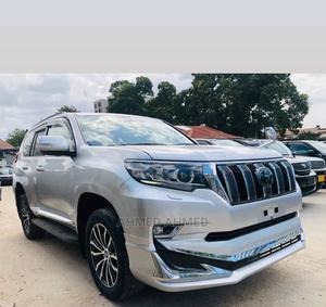 Toyota Land Cruiser Prado 2019 Silver | Cars for sale in Dar es Salaam, Ilala