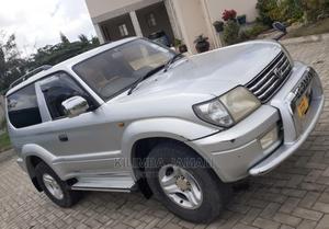 Toyota Land Cruiser Prado 2000 3.0 D-4d 3dr Silver | Cars for sale in Dar es Salaam, Kinondoni