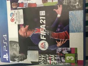 Fifa 21 Ps4 Used | Video Games for sale in Dar es Salaam, Ilala
