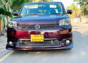 Toyota Corolla Rumion 2010 Hatchback 1.5 FWD Brown   Cars for sale in Dar es Salaam, Kinondoni