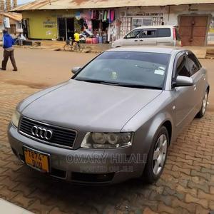 Audi A4 2006 1.6 Gray | Cars for sale in Mwanza Region, Ilemela