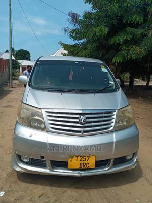 Toyota Alphard 2004 Silver   Cars for sale in Dar es Salaam, Kinondoni