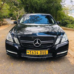Mercedes-Benz E300 2010 Black   Cars for sale in Dar es Salaam, Kinondoni