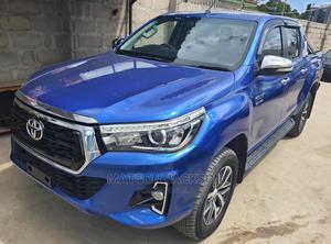 Toyota Hilux 2015 Blue | Cars for sale in Dar es Salaam, Kinondoni