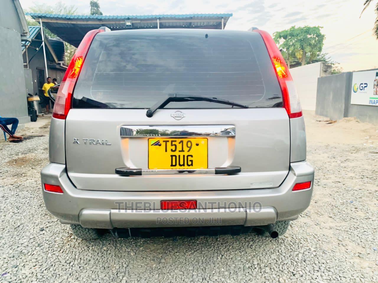 Nissan X-Trail 2001 Silver   Cars for sale in Kinondoni, Dar es Salaam, Tanzania