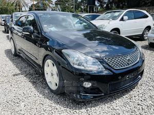Toyota Crown 2008 Black   Cars for sale in Dar es Salaam, Kinondoni