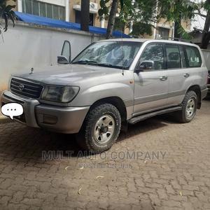 Toyota Land Cruiser 2002 Silver | Cars for sale in Dar es Salaam, Ilala