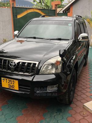 Toyota Land Cruiser Prado 2007 2.7 I 16V Black | Cars for sale in Arusha Region, Arusha