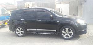 Mitsubishi Outlander 2008 Black   Cars for sale in Dar es Salaam, Kinondoni