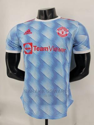 Man United Original Jersey   Clothing for sale in Dar es Salaam, Ilala