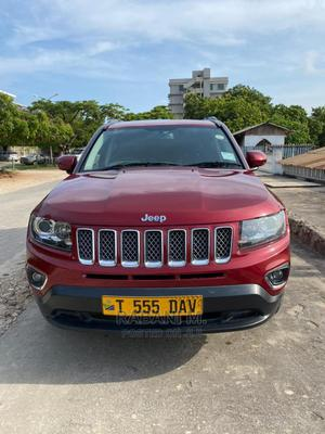Jeep Compass 2014 Red | Cars for sale in Dar es Salaam, Ilala