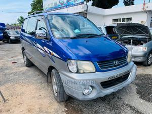 Toyota Noah 2001 Blue | Cars for sale in Dar es Salaam, Kinondoni