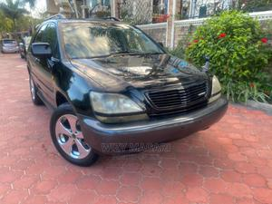 Toyota Harrier 2002 Black   Cars for sale in Dar es Salaam, Kinondoni