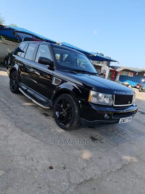 Land Rover Range Rover 2007 Black   Cars for sale in Dar es Salaam, Kinondoni