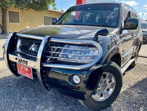 Mitsubishi Pajero 2004 Black | Cars for sale in Dar es Salaam, Ilala
