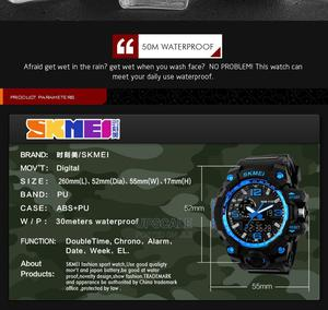 Skmei 1155watch   Watches for sale in Dar es Salaam, Kinondoni