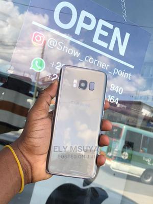 Samsung Galaxy S8 64 GB Gold | Mobile Phones for sale in Dar es Salaam, Kinondoni