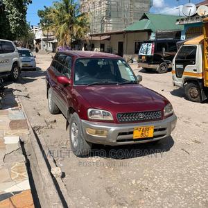 Toyota RAV4 1998 Cabriolet Red | Cars for sale in Dar es Salaam, Ilala